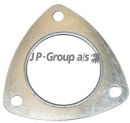 Прокладка, труба выхлопного газа JP GROUP 1621101600