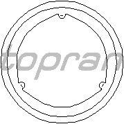 Прокладка, труба выхлопного газа TOPRAN 111 960