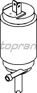 Насос омывателя TOPRAN 103 630