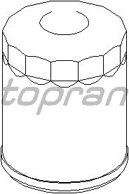 Масляный фильтр TOPRAN 302 134