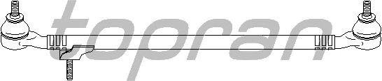 Рулевая тяга TOPRAN 401 318