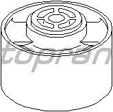 Подушка двигателя TOPRAN 720 182