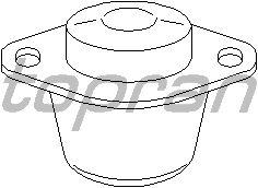 Подушка двигателя TOPRAN 720 193