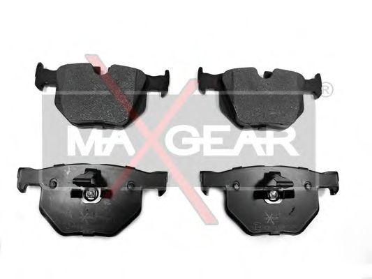 Тормозные колодки MAXGEAR 19-0511