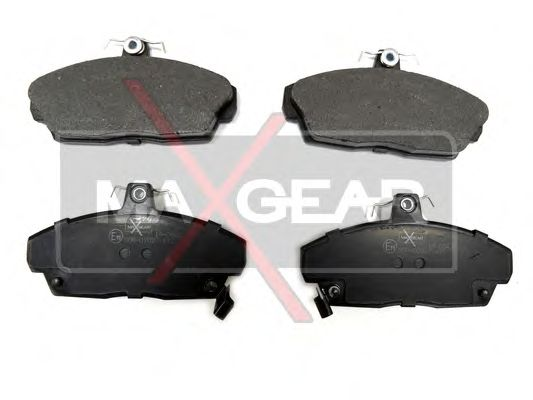 Тормозные колодки MAXGEAR 19-0543
