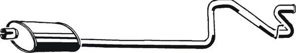 Глушитель ASMET 07.121