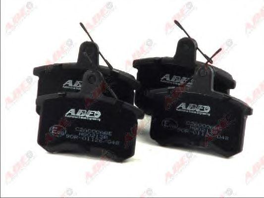 Тормозные колодки ABE C2A000ABE