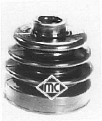 Комплект пыльника ШРУСа Metalcaucho 01198