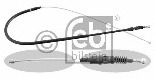 Трос ручника FEBI BILSTEIN 24412