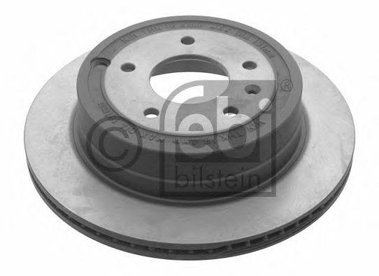 Тормозной диск FEBI BILSTEIN 31430