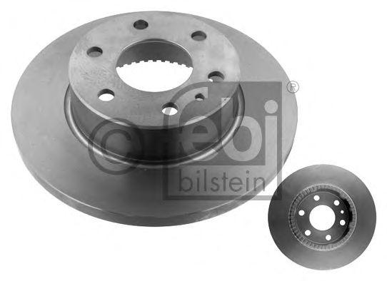 Тормозной диск FEBI BILSTEIN 35341