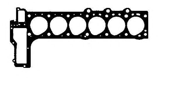 Прокладка головки блока цилиндров (ГБЦ) PAYEN BW740