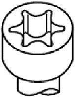Комплект болтов головки блока цилиндров (ГБЦ) PAYEN HBS363