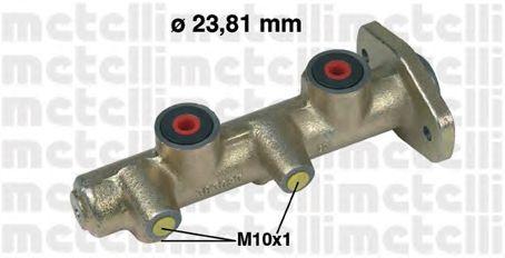 Главный тормозной цилиндр METELLI 05-0171