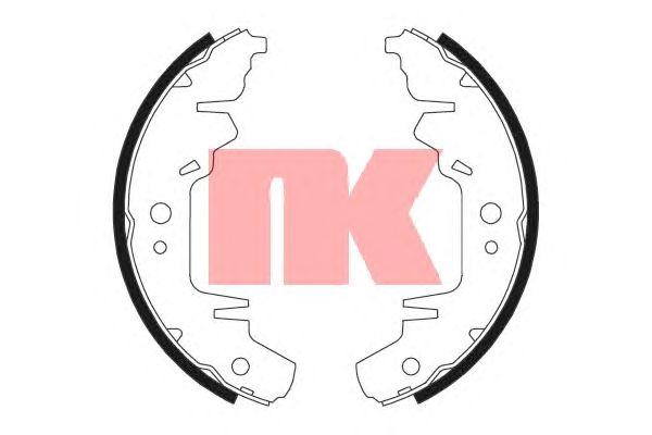 Тормозные колодки NK 2793593
