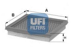 Воздушный фильтр UFI 30.138.00