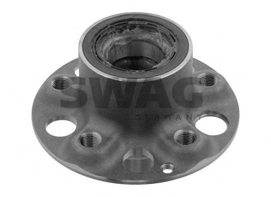 Ступица колеса SWAG 10 93 2850