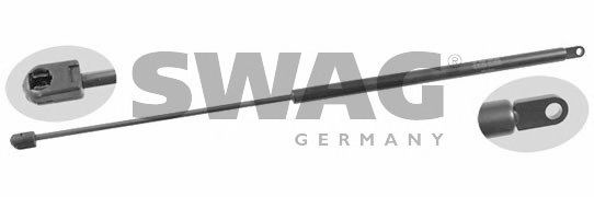 Газовый упор капота SWAG 30 51 0013