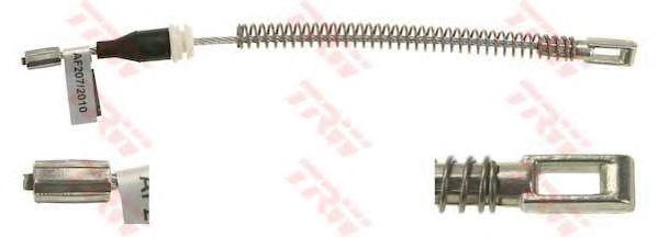 Трос ручника TRW GCH2106