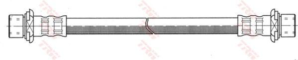 Тормозной шланг TRW PHA447