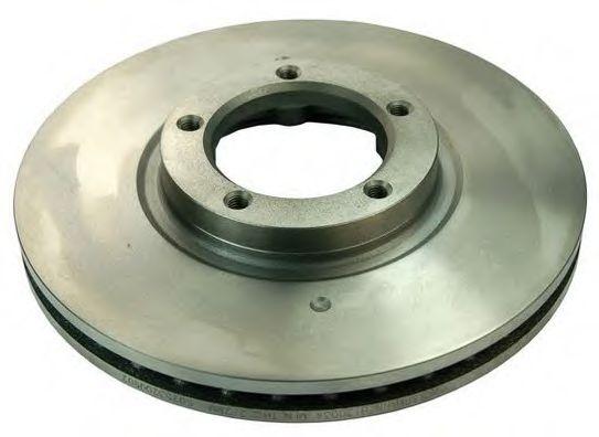 Тормозной диск DENCKERMANN B130034