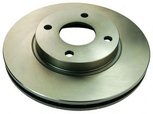 Тормозной диск DENCKERMANN B130210