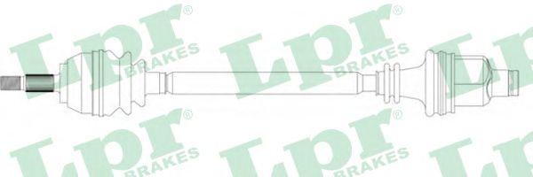 Приводной вал LPR DS39151