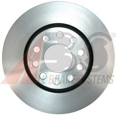 Тормозной диск A.B.S. 17529