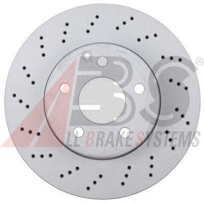 Тормозной диск A.B.S. 17755