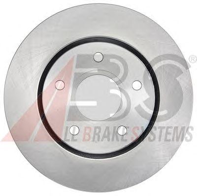 Тормозной диск A.B.S. 17993