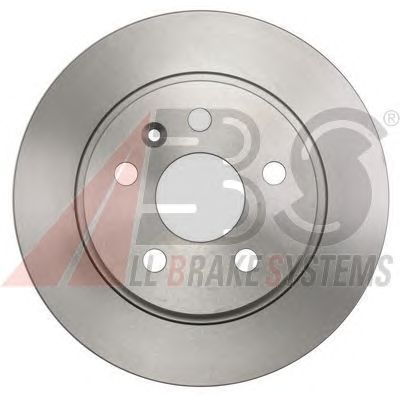 Тормозной диск A.B.S. 18035