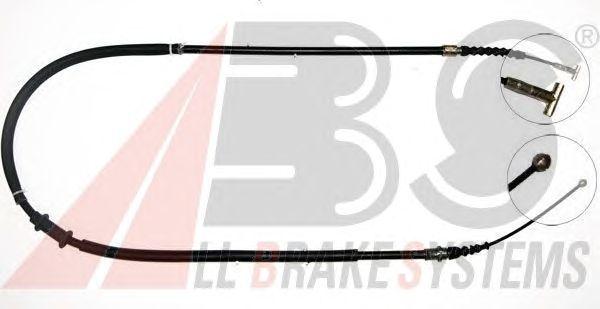 Трос ручника A.B.S. K10057
