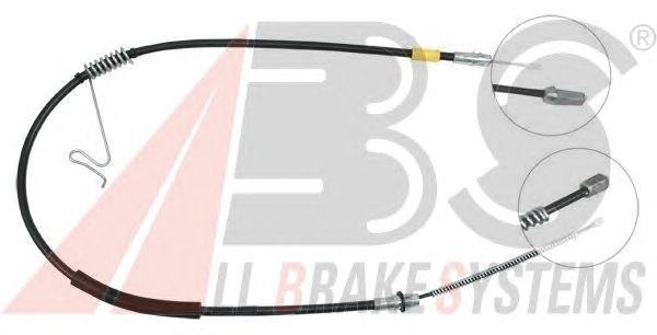 Трос ручника A.B.S. K17898