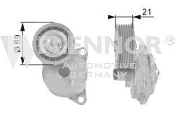 Натяжитель поликлинового ремня FLENNOR FA23909