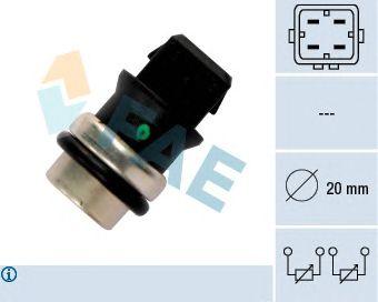 Датчик температуры охлаждающей жидкости FAE 33650