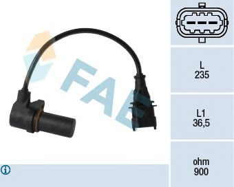 Датчик импульсов FAE 79068