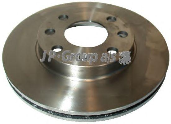 Тормозной диск JP GROUP 1263100800