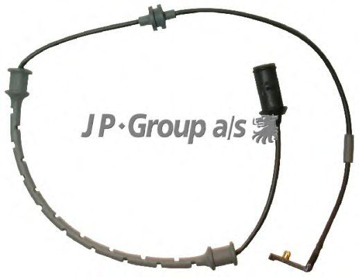 Датчик, износ тормозных колодок JP GROUP 1297300700