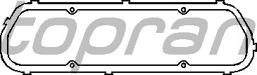 Прокладка клапанной крышки TOPRAN 300 865