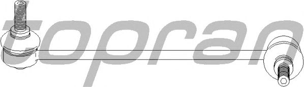 Тяга / стойка стабилизатора TOPRAN 400 617