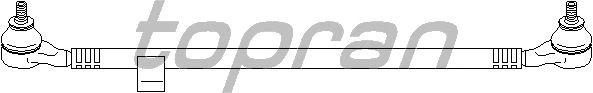 Рулевая тяга TOPRAN 401 323