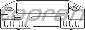 Коммутатор зажигания TOPRAN 202 012