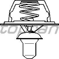 Термостат TOPRAN 721 116