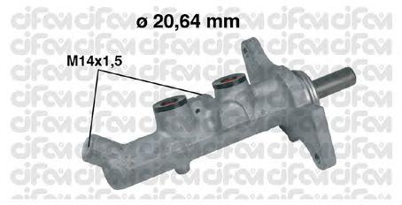 Главный тормозной цилиндр CIFAM 202-593