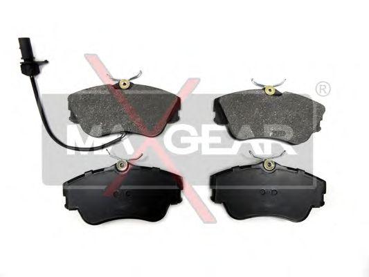 Тормозные колодки MAXGEAR 19-0547