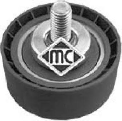 Направляющий / паразитный ролик  поликлинового ремня Metalcaucho 04928