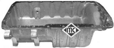 Масляный поддон Metalcaucho 05483