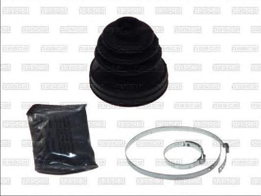 Комплект пыльника ШРУСа PASCAL G6X009PC