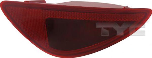 задние противотуманные фонари TYC 19-0717-01-2