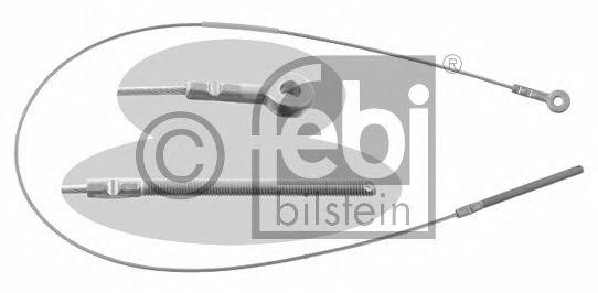 Трос ручника FEBI BILSTEIN 01969